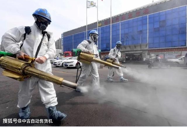 """疫情反扑!中谷无接触式口罩自动售货机,助阵北京战""""疫"""""""